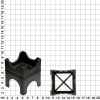 Фиксатор опора (Кубик) 35/40/45/50-32