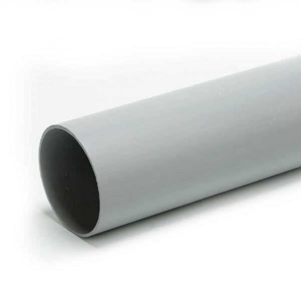Труба ПВХ гладкая D=50мм